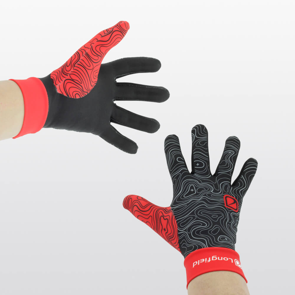 Guantes running